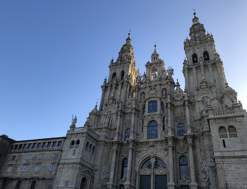 Can I get the Compostela when I have slept in hotels?
